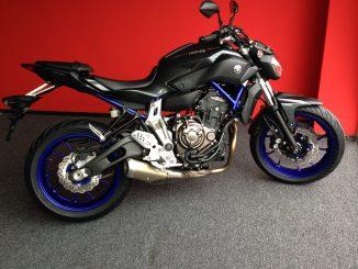 2.el garantili Yamaha MT-07 ABS